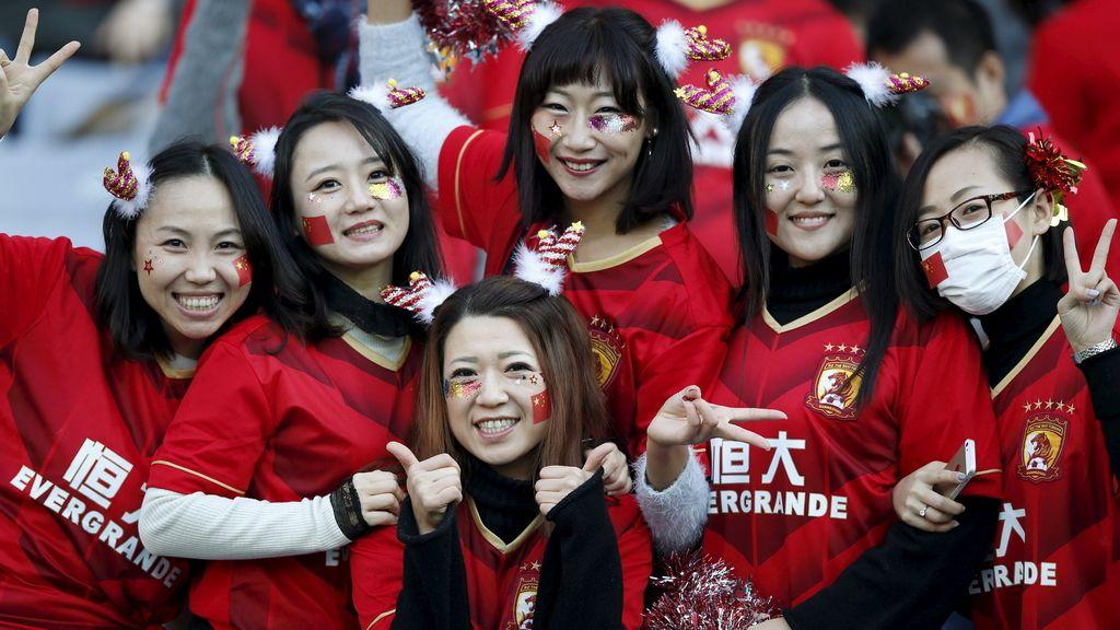 El fútbol en China