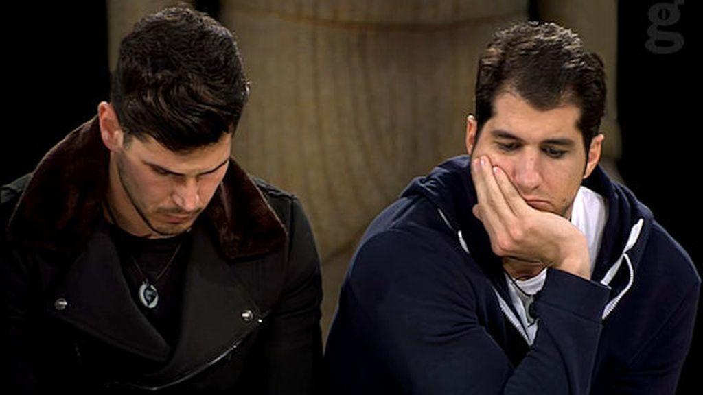Alejandro y Fran