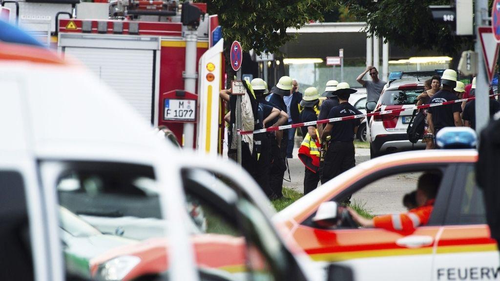 Varios muertos por un tiroteo en un centro comercial de Múnich