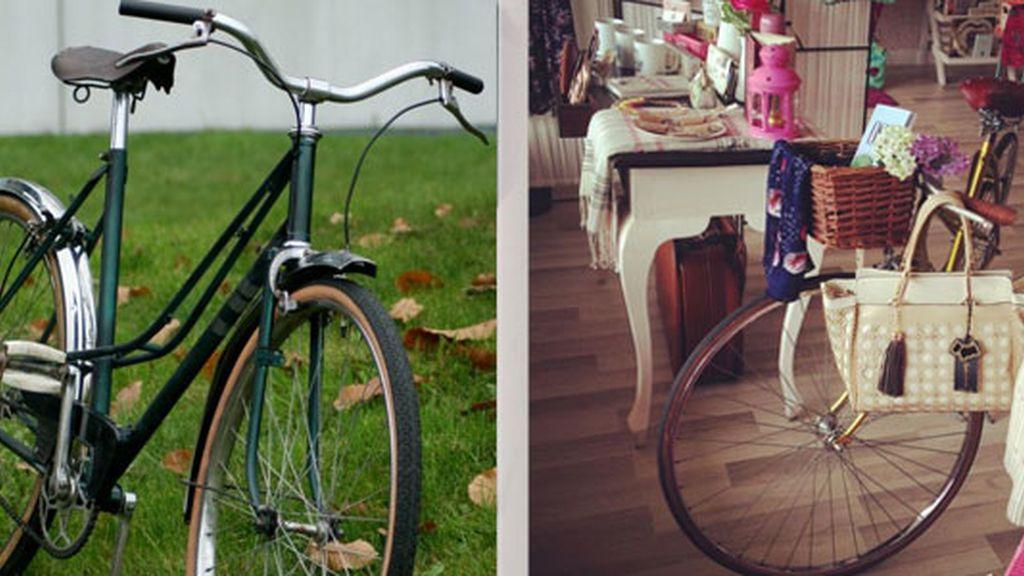 MOS es una joven empresa dedicada a la restauración  y reparación de bicicletas