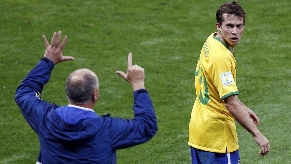 Histórica derrota de Brasil ante Alemania por 7-1