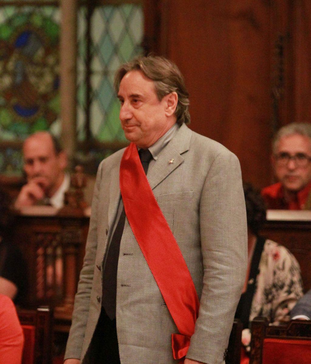 Puigcorbe, concejal de ERC en el ayuntamiento de Barcelona