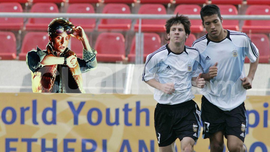 """17 de agosto de 2005: """"Y si Messi hubiera sido español..."""""""