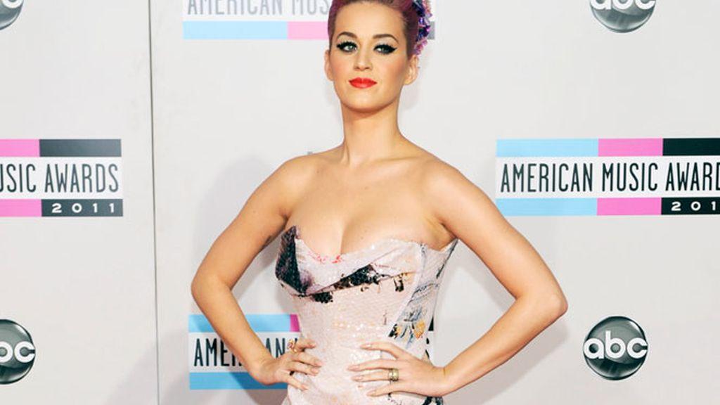 Cita de estrellas en los American Music Awards