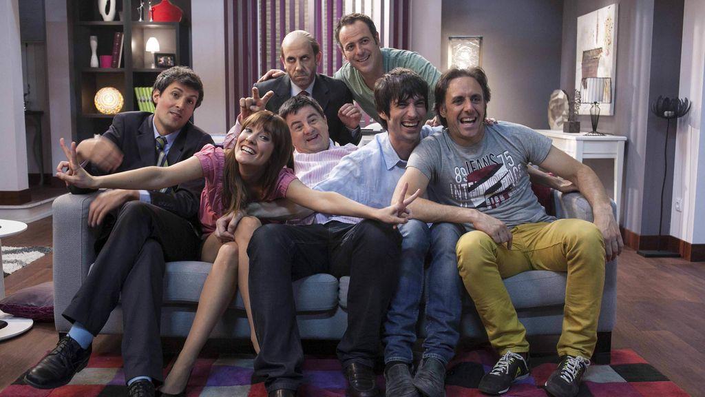 """Factoría de Ficción estrena 'Euskadi movie', de los creadores de """"vaya semanita"""""""