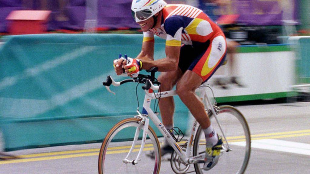 Atlanta 1996: Indurain - Ciclismo contrarreloj