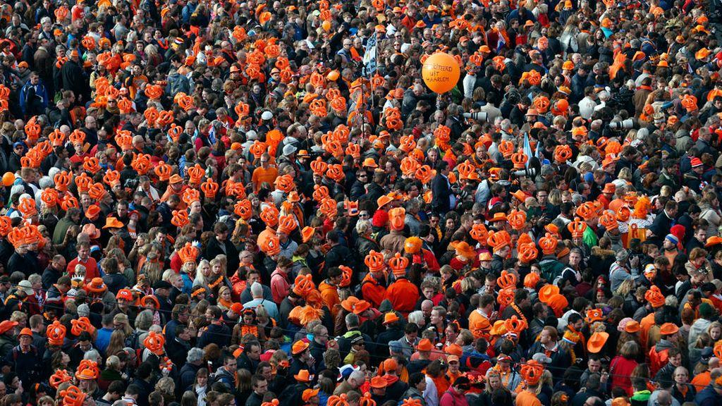 Holanda celebra la investidura del nuevo rey