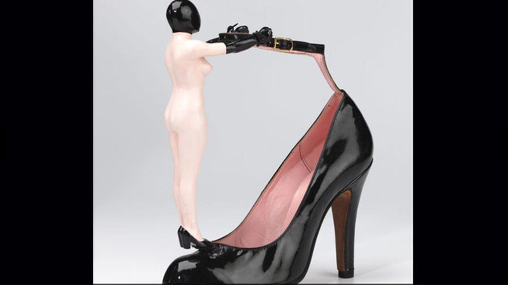 Zapatos de vértigo