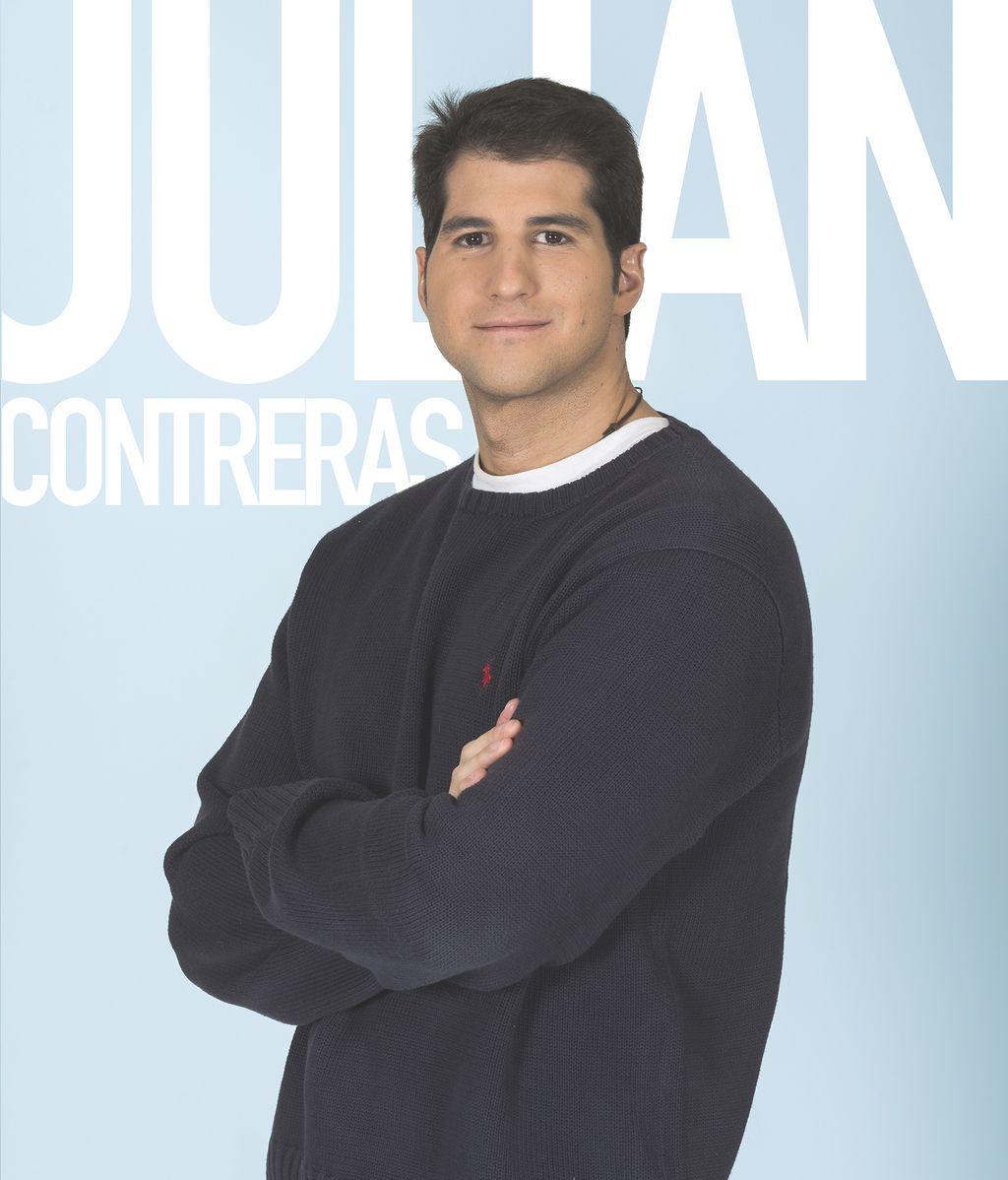 Julián Contreras Jr., el hermano de Francisco y Cayetano Rivera