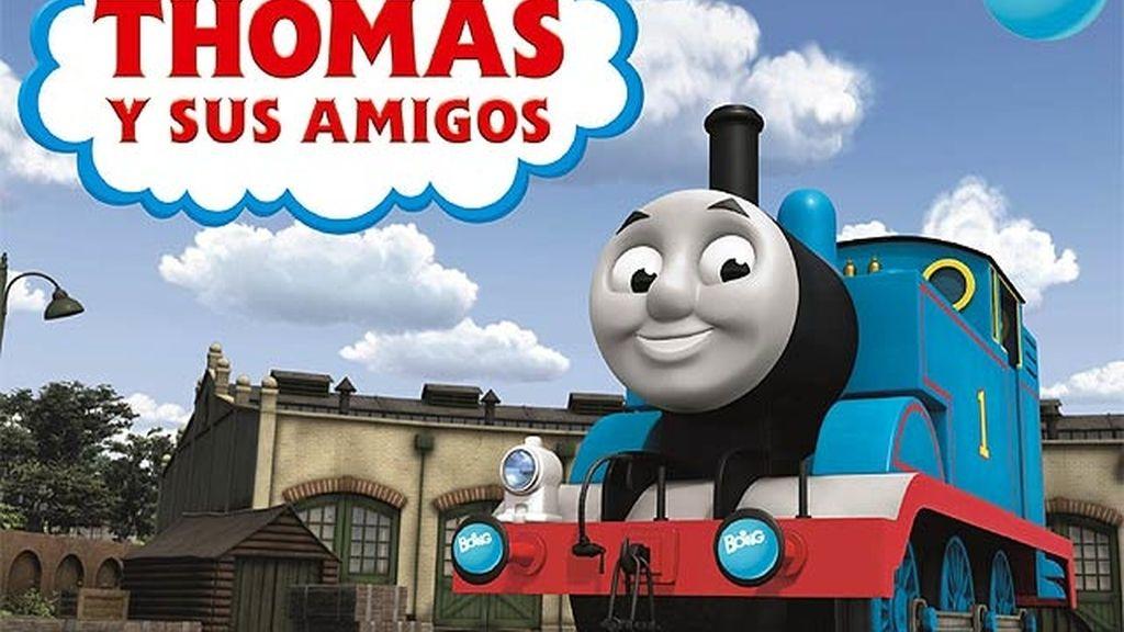 Llega a Boing \'Thomas y sus amigos\', serie de éxito en la televisión ...