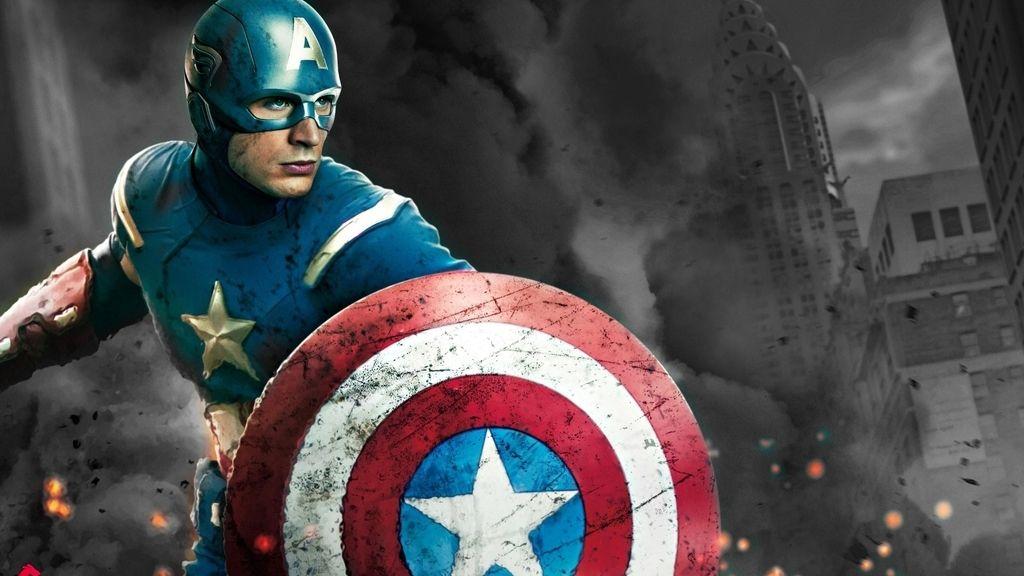 Capitán América,superhéroe,cómic