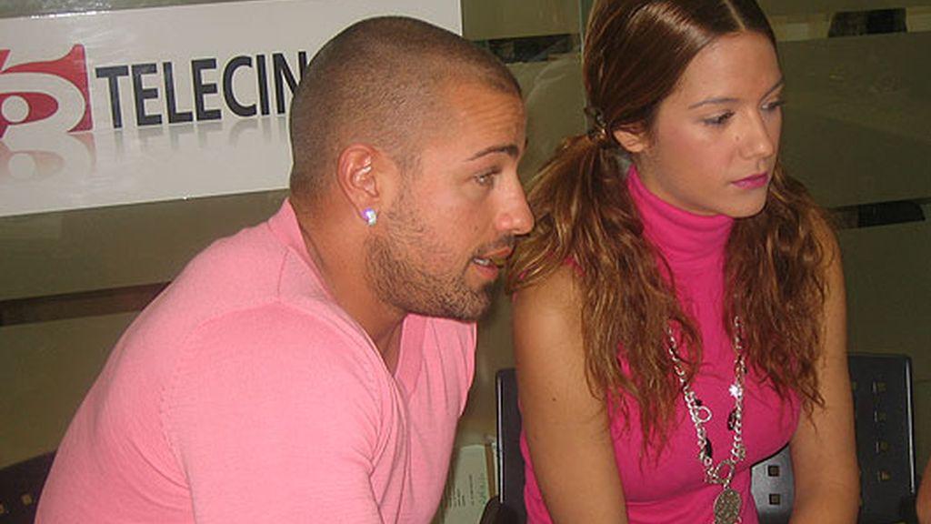 Tamara y Rafa en telecinco.es