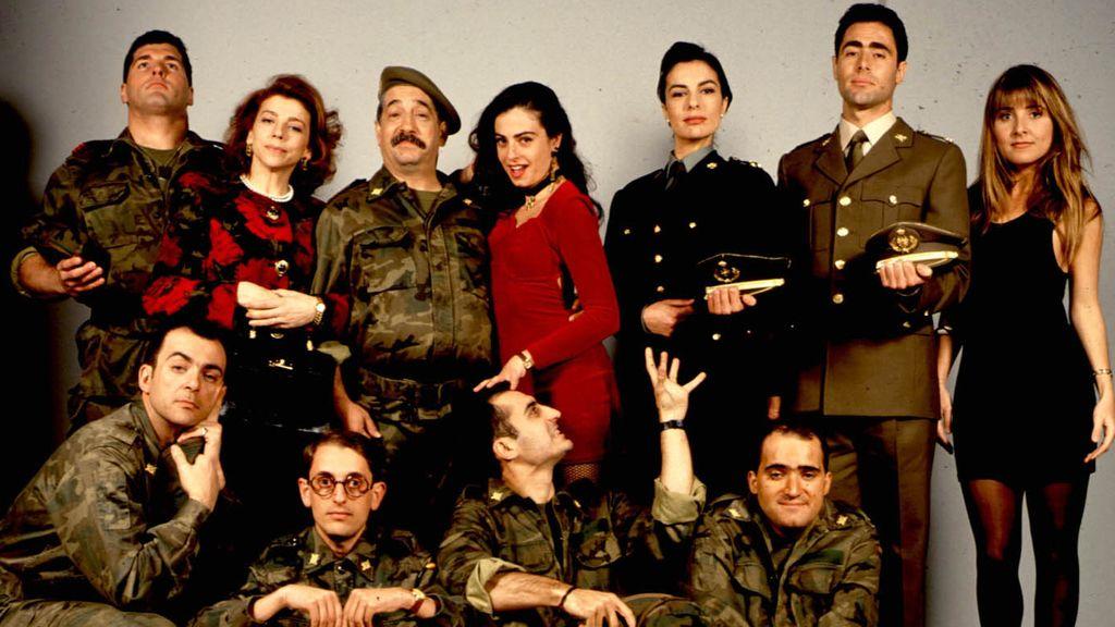 Historias de la puta mili (1993 - 1994)