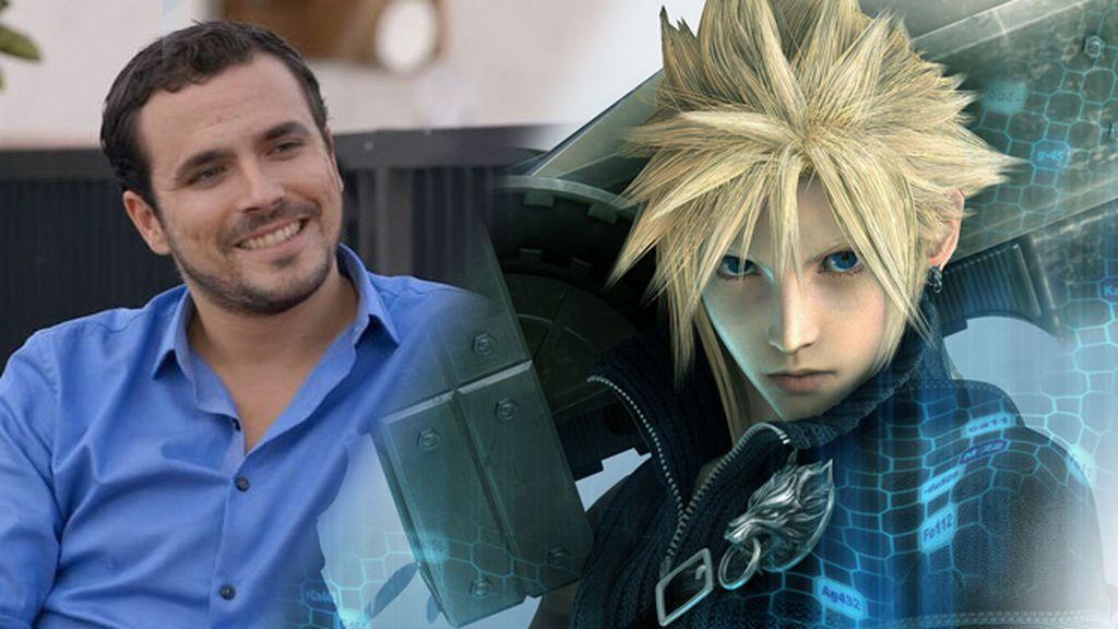 Final Fantasy VII, Alberto Garzón
