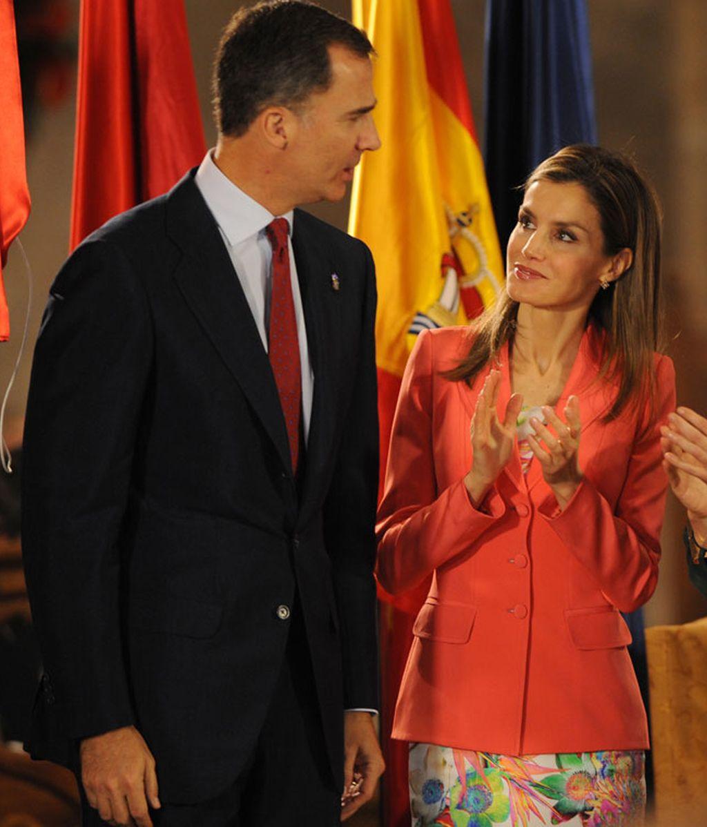 4 DE JUNIO: Premios Príncipe de Viana, de coral y Varela