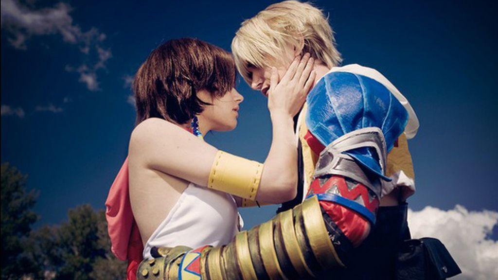 Las parejas de Final Fantasy