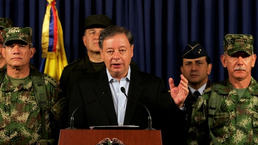 Colombia libera a tres secuestrados por las FARC.