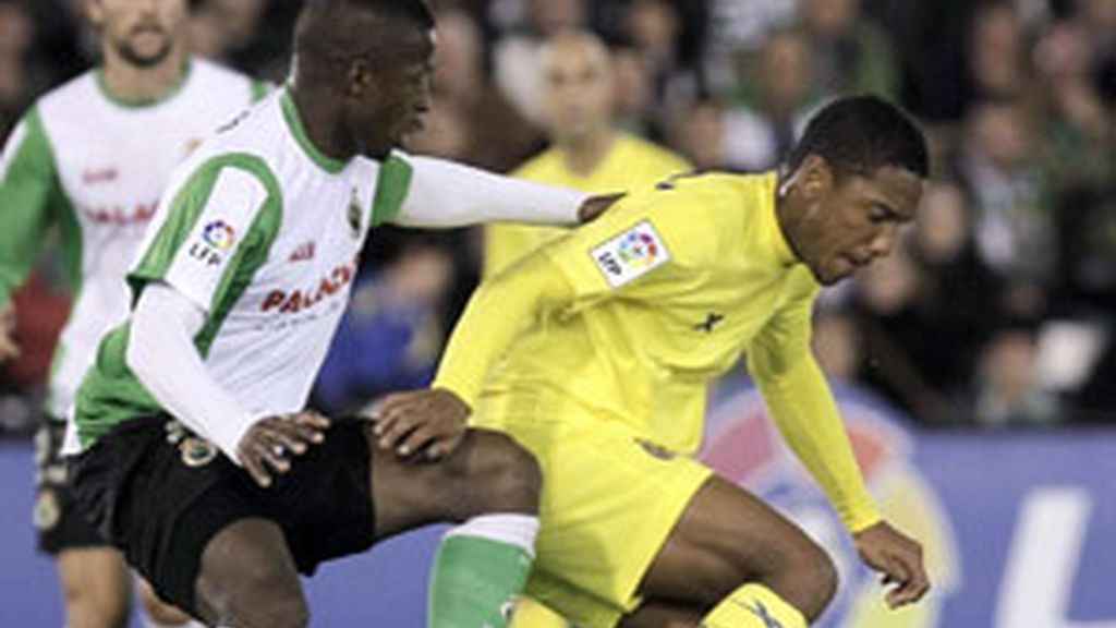 El Villarreal sigue sin conocer la victoria fuera de casa FOTO: EFE