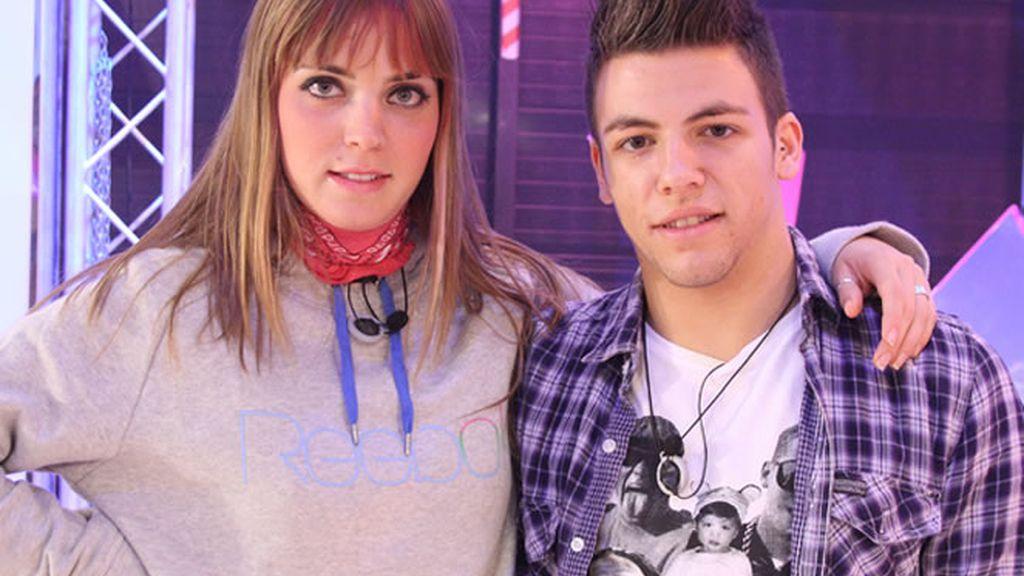 Aarón y Sandra