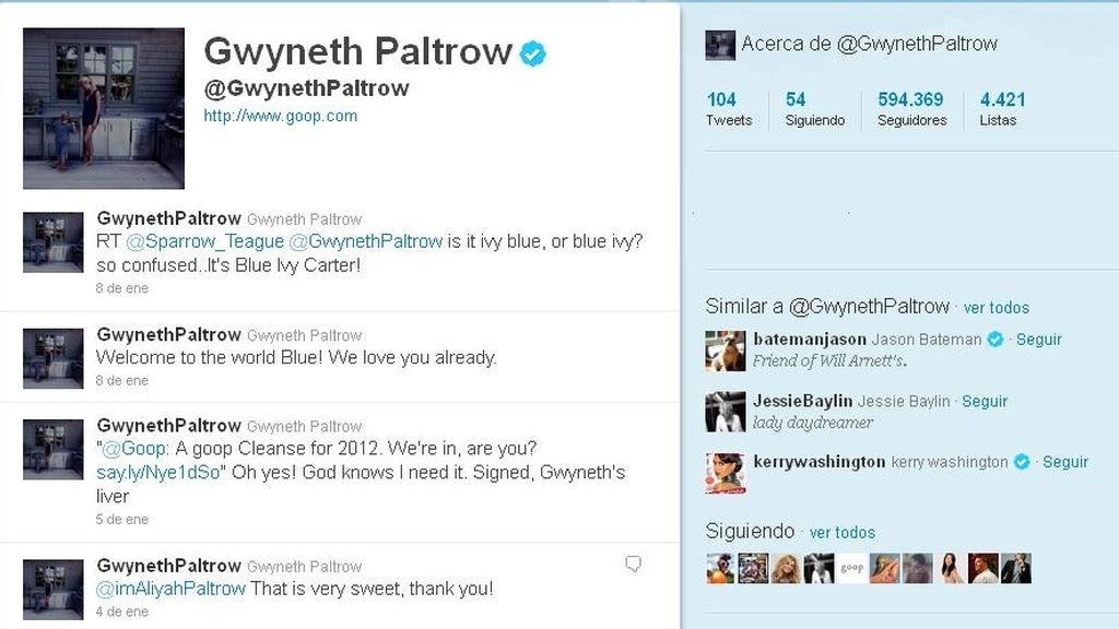 Declaraciones Gwyneth Paltrow