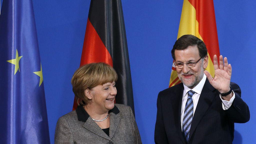 Rajoy y Merkel cierran para los días 24 y 25 de agosto su encuentro en Santiago