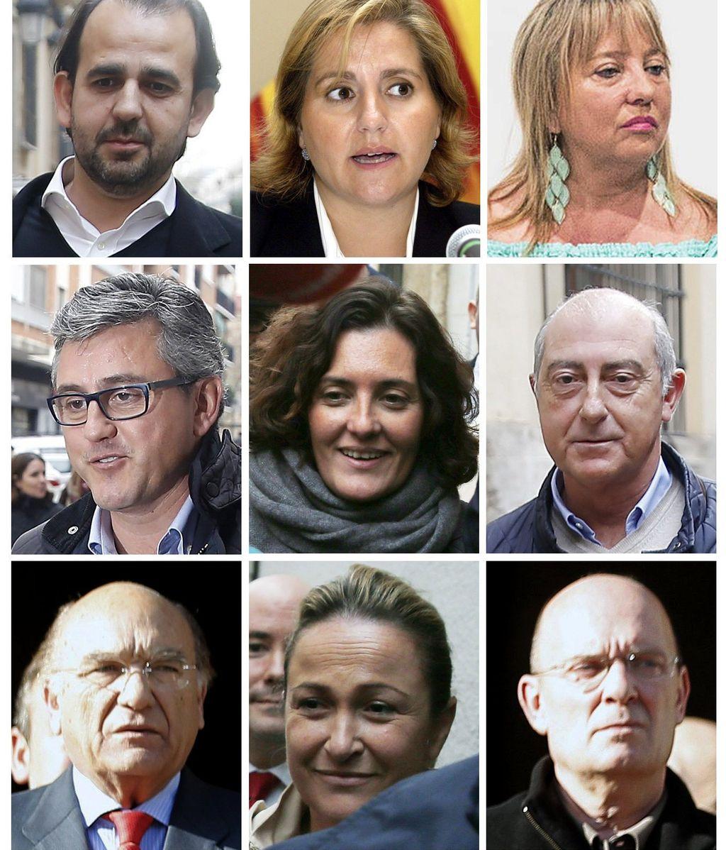 Concejales del PP del ayuntamiento de Valencia, investigados