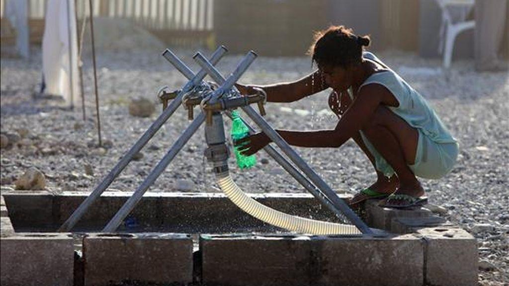 Las cifras publicadas por el Ministerio de Salud Pública y Población (MSPP) en Haití indican que 46.749 personas han sido hospitalizadas, de las que 45.251 recibieron el alta médica. EFE/Archivo