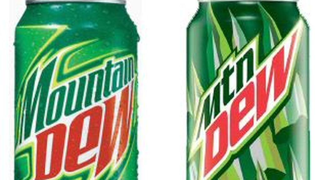 Lata, Pepsi, Mountain Dew, rata