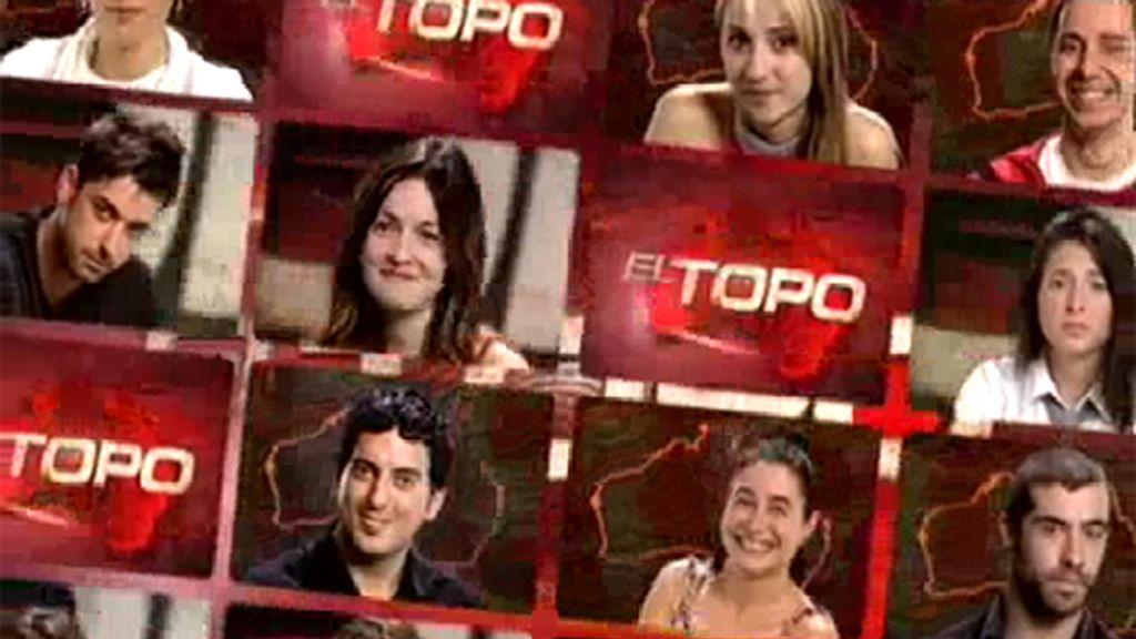 ¿Quién de ellos es El Topo?