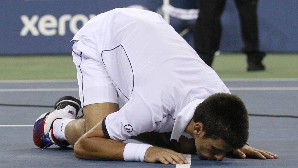 Djokovic-Nadal, final US Open 2011