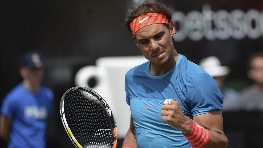 Rafa Nadal se mete en semifinales de Stuttgart