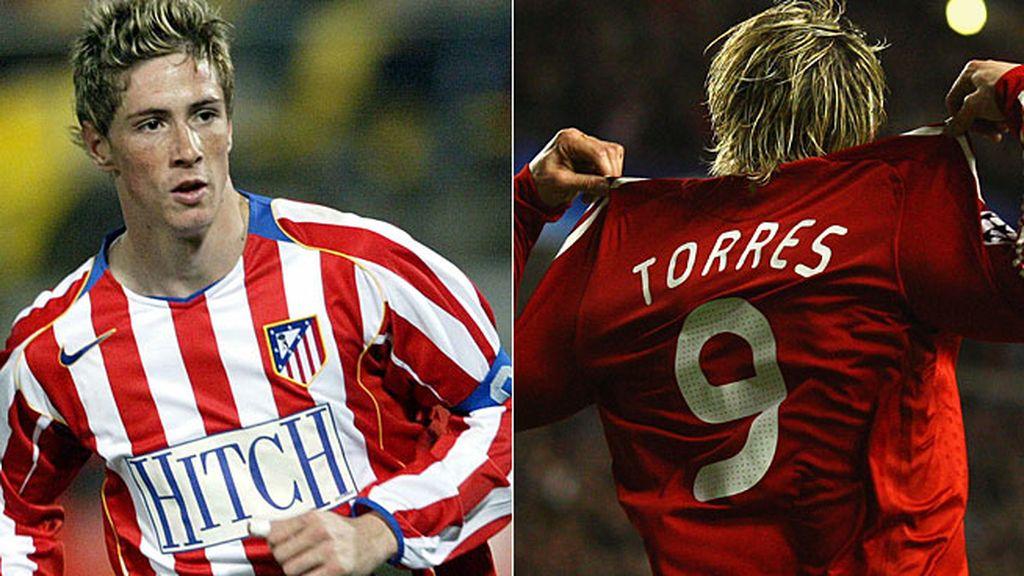 Torres: Se hizo grande en el Atlético y, años más tarde, está de vuelta