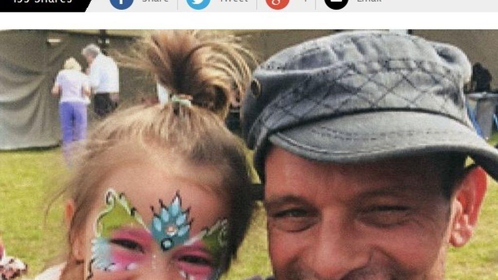 Una niña lleva a su padre enfermo de cáncer a un viaje a Disneyland