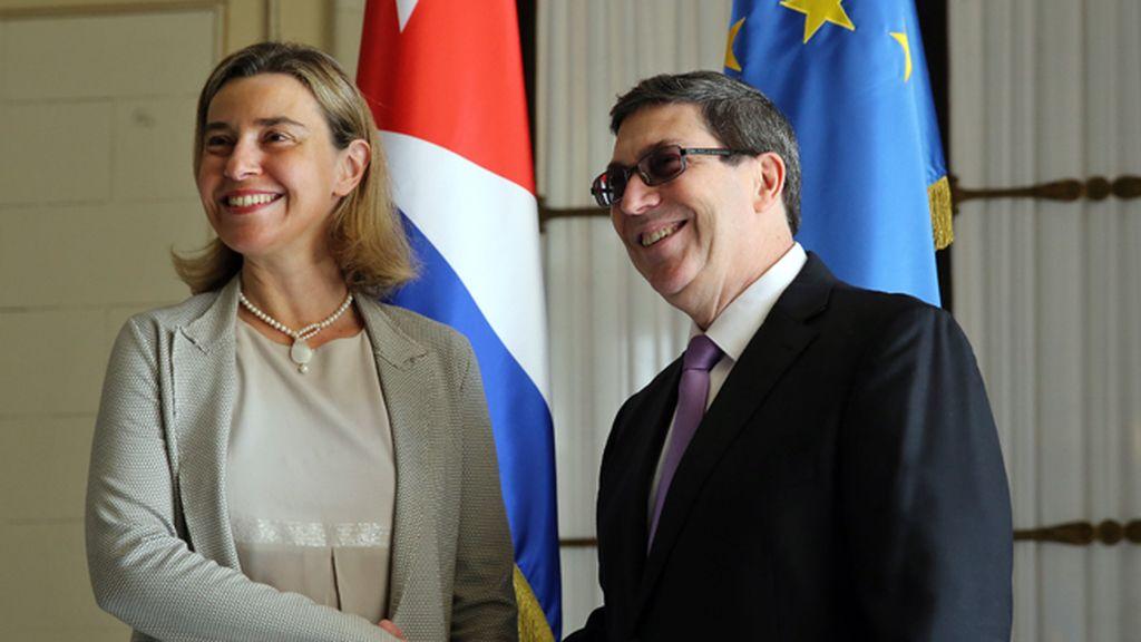 Cuba y UE firman el documento de su nuevo acuerdo de diálogo y cooperación