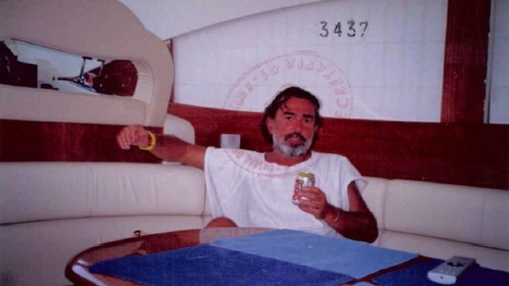 De viaje, navegando o de fiesta