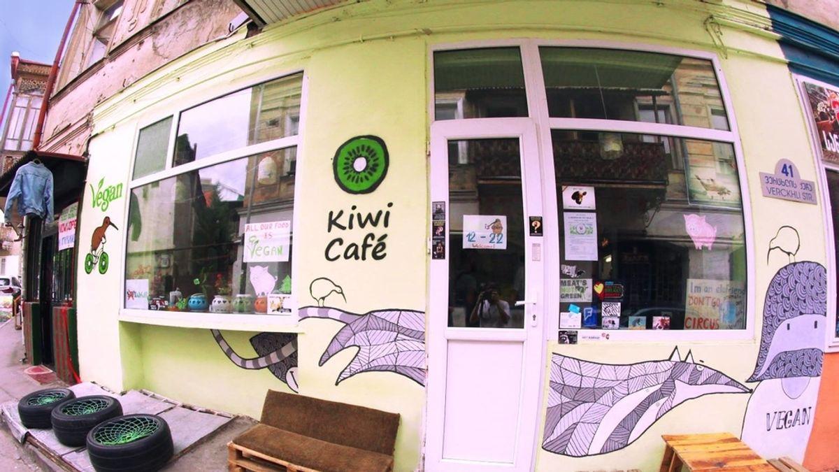 Cafetería Kiwi (Georgia)
