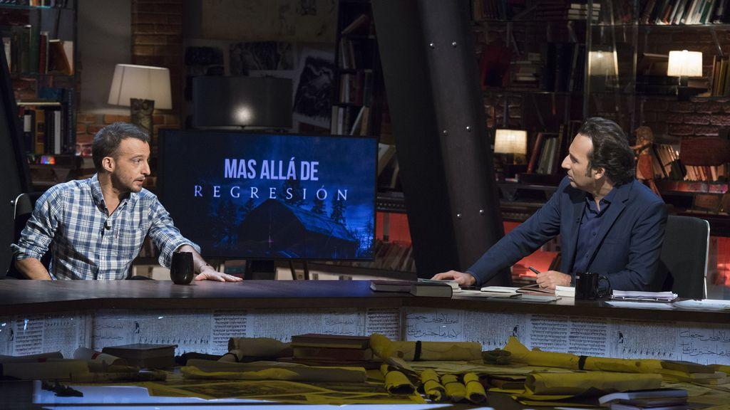 Alejandro Amenábar en 'Cuarto Milenio'