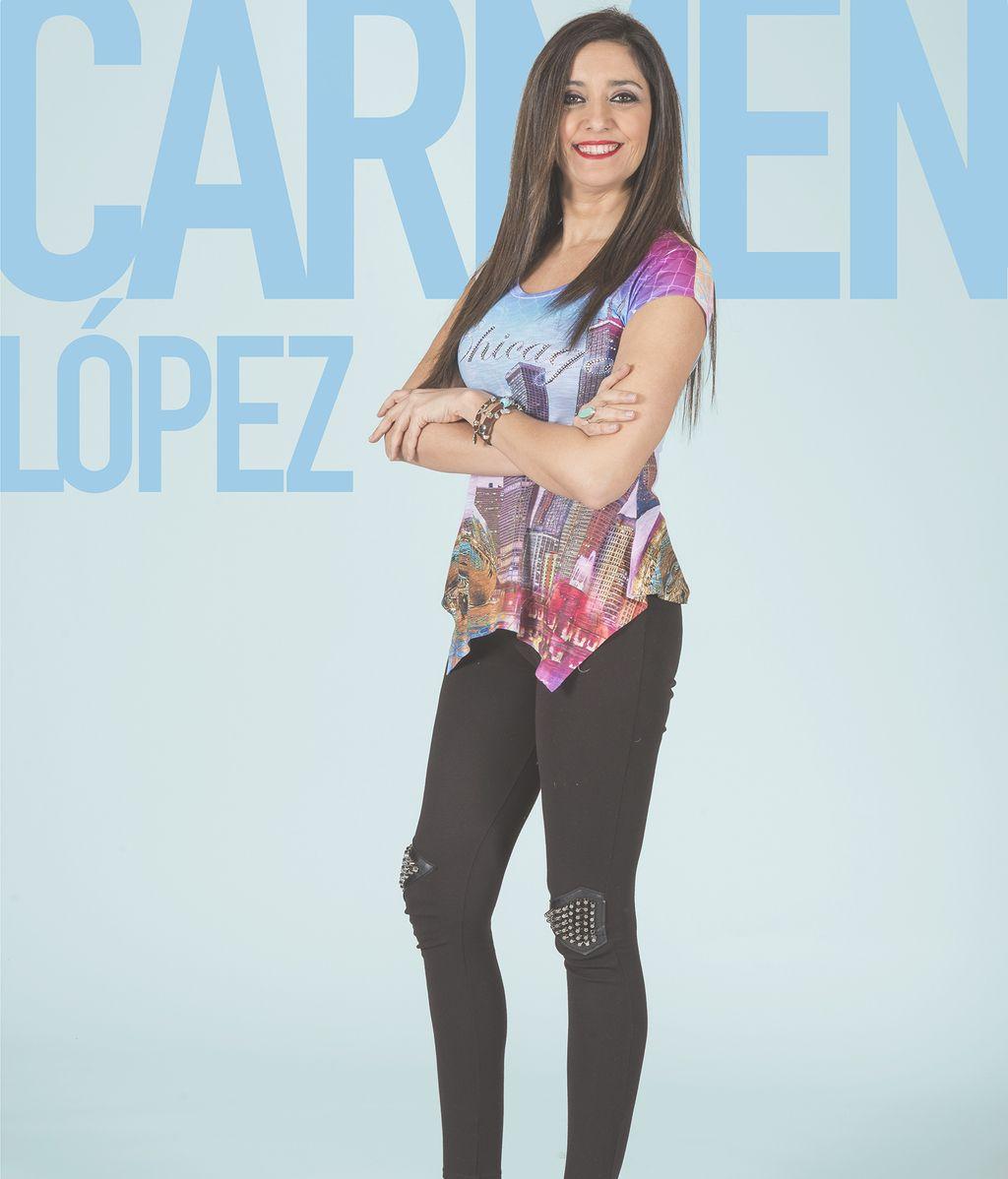 Carmen López, concejala de Castilleja de la Cuesta
