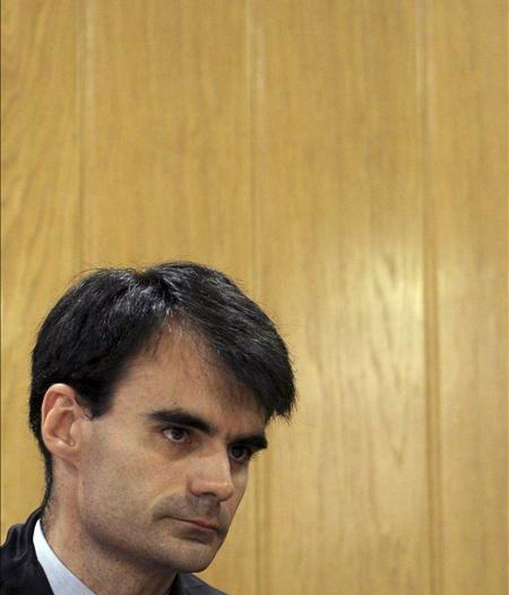 El Consejo General del Poder Judicial (CGPJ) ha prorrogado seis meses al juez magistrado Pablo Rafael Ruz Gutiérrez (en la foto) como sustituto del juez Baltasar Garzón en la Audiencia Nacional. EFE/Archivo