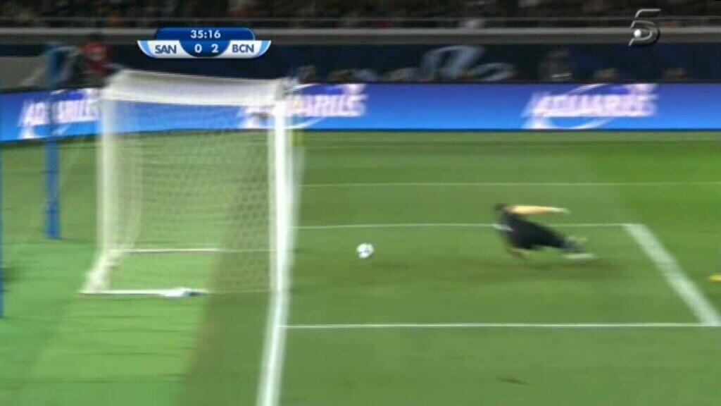 Final del Mundialito: Barcelona-Santos