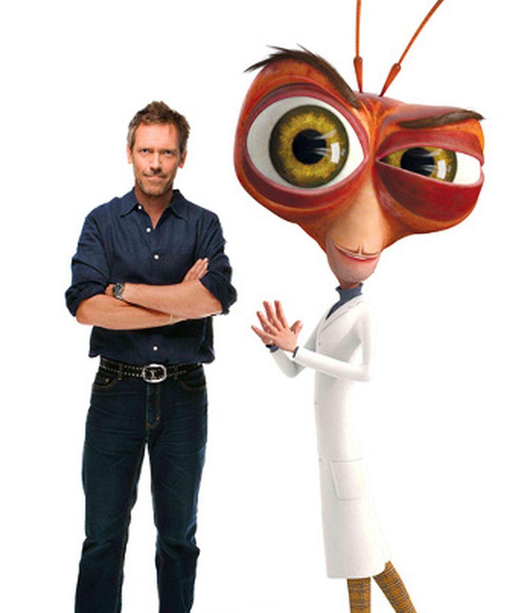 House es doctor, pero el Doctor Cucaracha