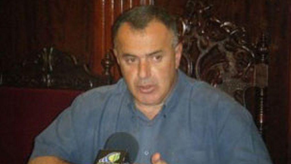 Juan Ramón Rodríguez Marín, alcalde de Los Llanos de Ariadne en La Palma