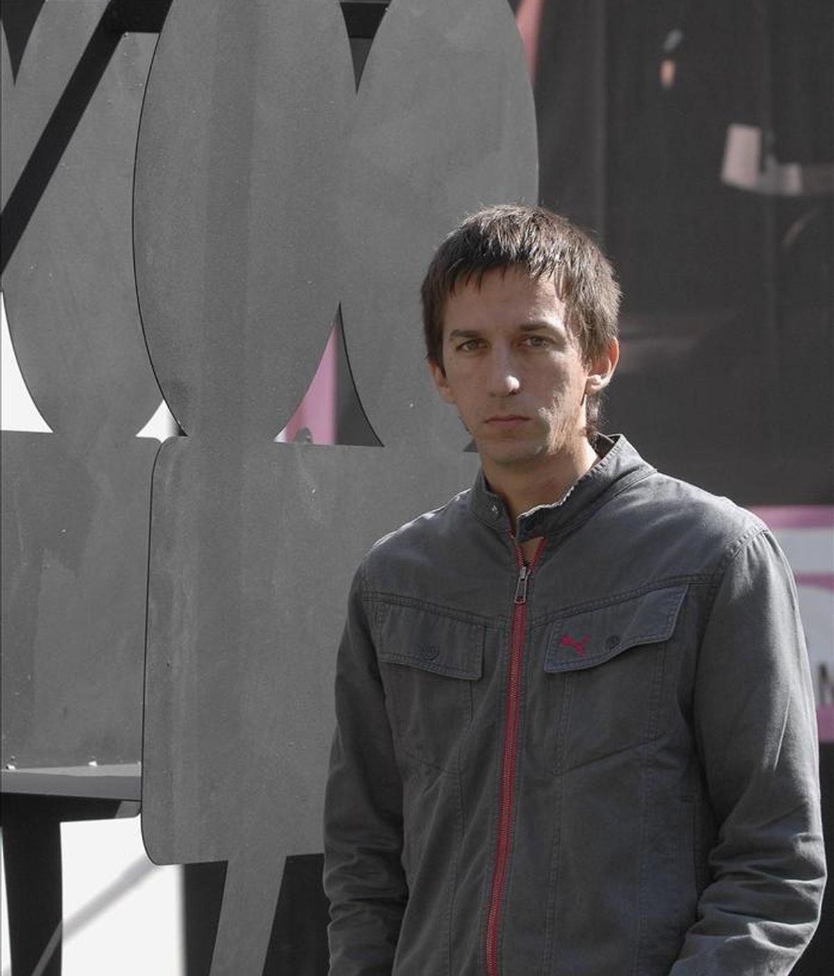 """El cineasta chileno Matias Bize, de 31 años, recordó que es la segunda vez que estará en la competencia de los Goya, donde su película """"En la cama"""" fue candidata en 2007. EFE/Archivo"""