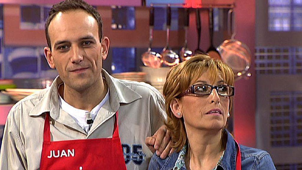 Dori y Juan, de Cuenca