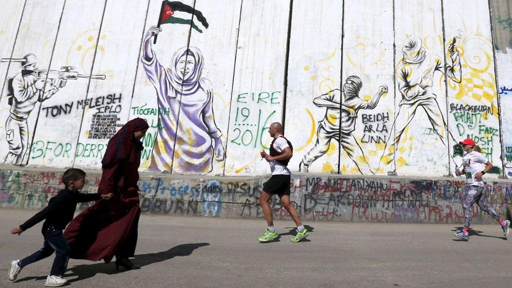 Palestina reclama el derecho a la libertad de movimiento (01/04/2016)