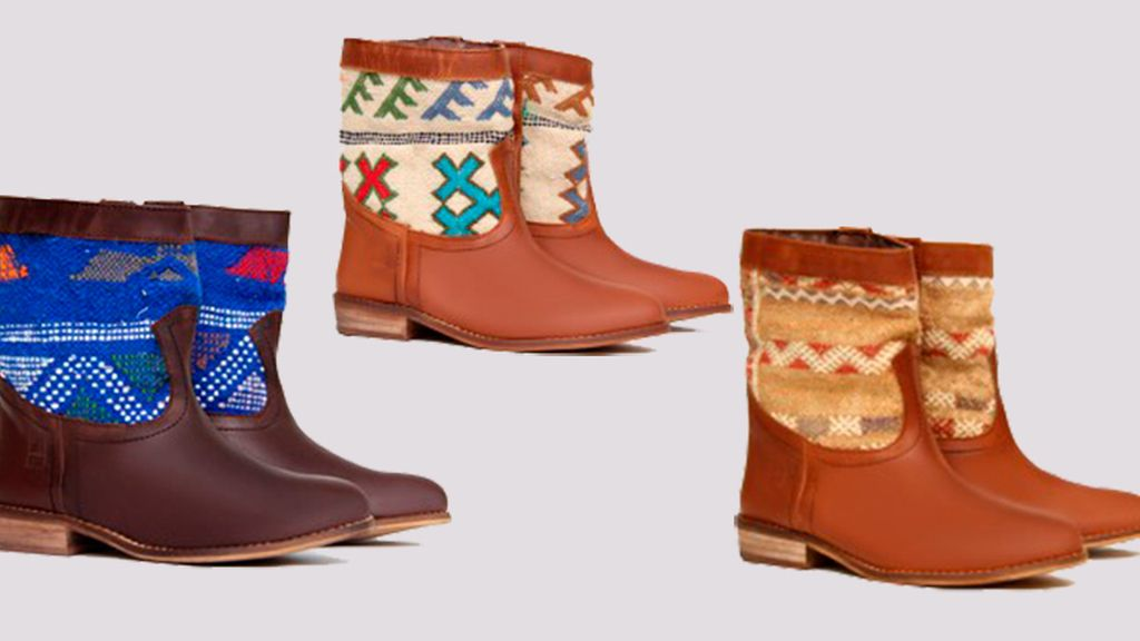 botas navajo
