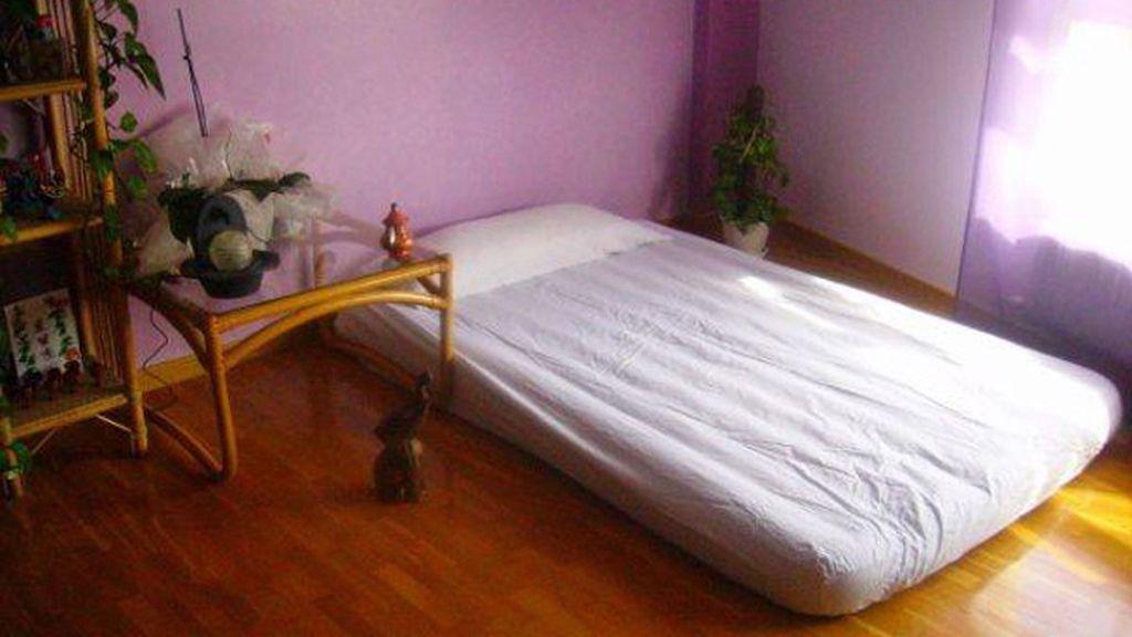 El 'punto d' de Rebeca Alfaro, un relajante rincón zen de su salón