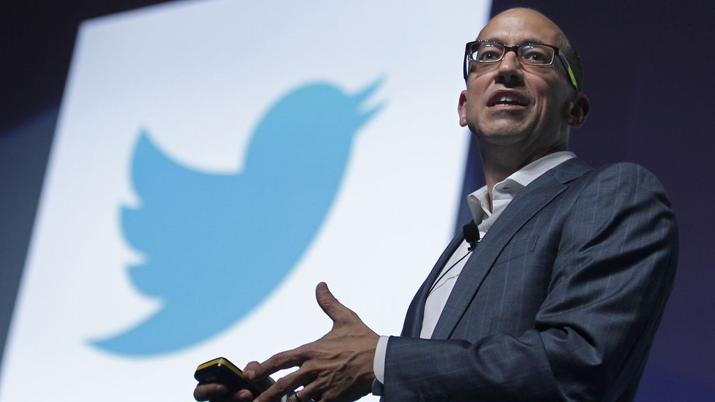El CEO de Twitter, Dick Costolo