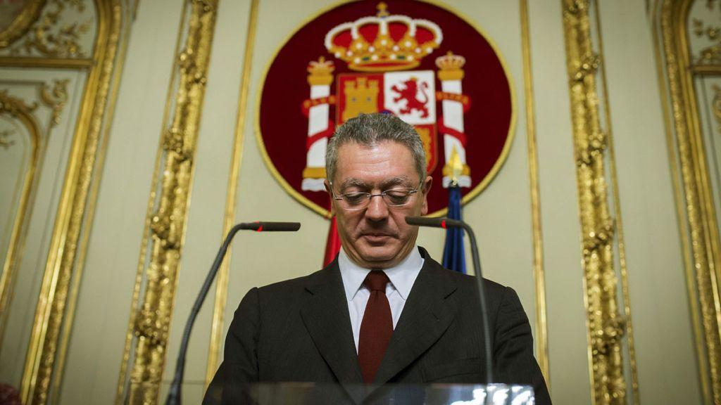 Ruiz-Gallardón dimite y deja la política