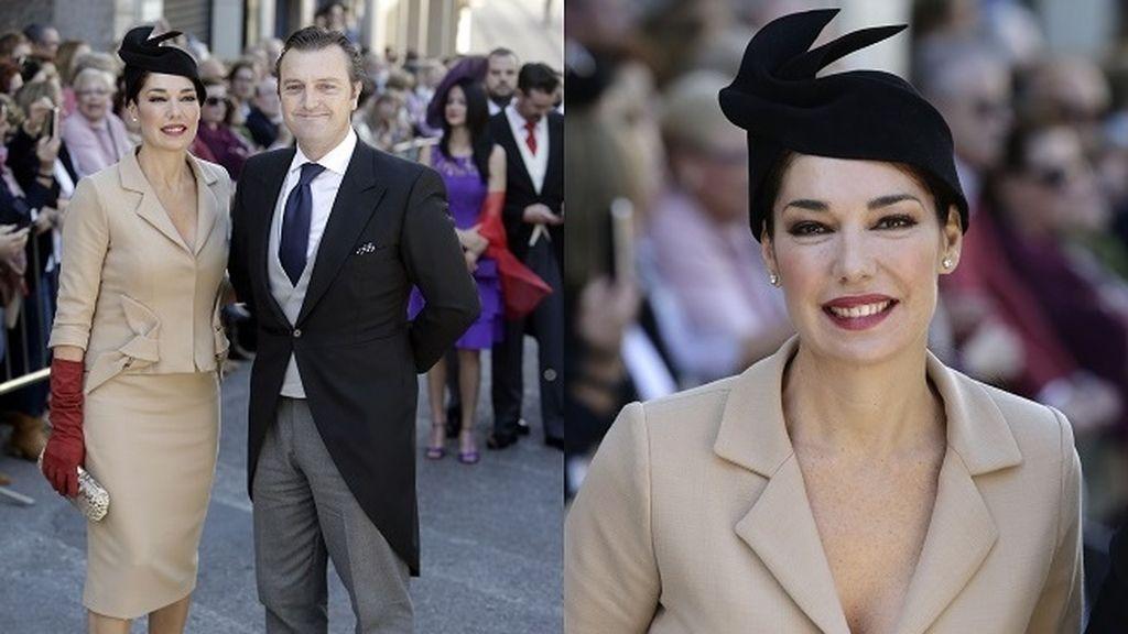 Raquel Revuelta y José Raúl Gracia, 'El Tato'